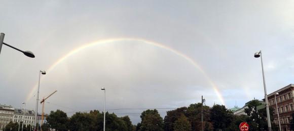 Spektralfarben und Regenbogen