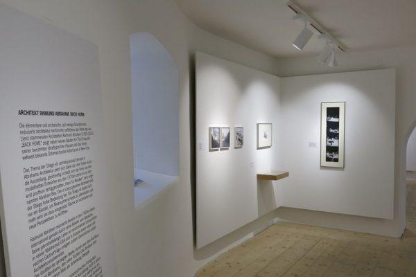 Ausstellungseinblick